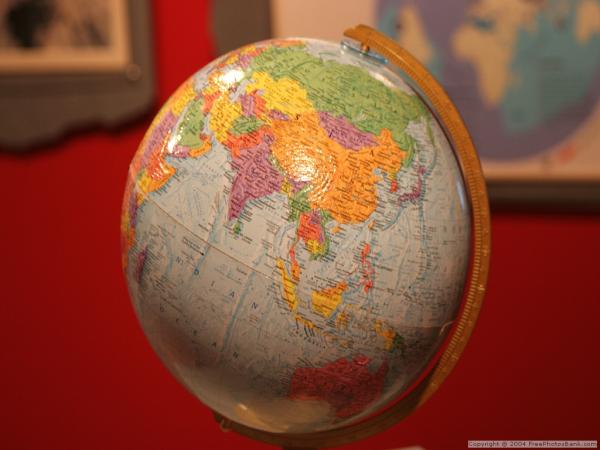 DEF globe