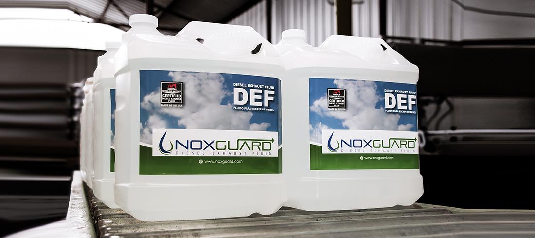 Noxguard DEF bottle