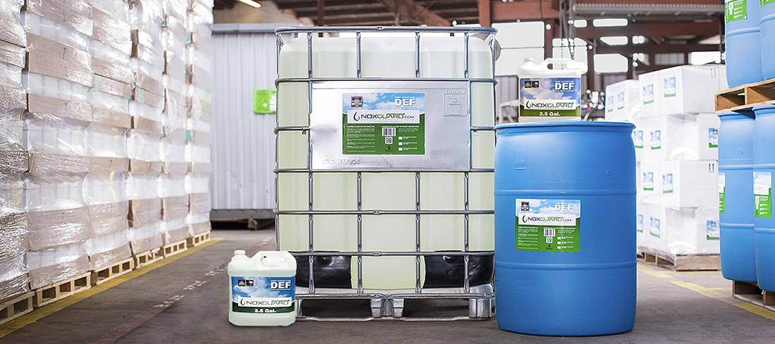 Noxguard DEF Packaged Goods
