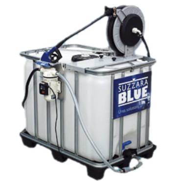 Suzzara Blue DEF Pump