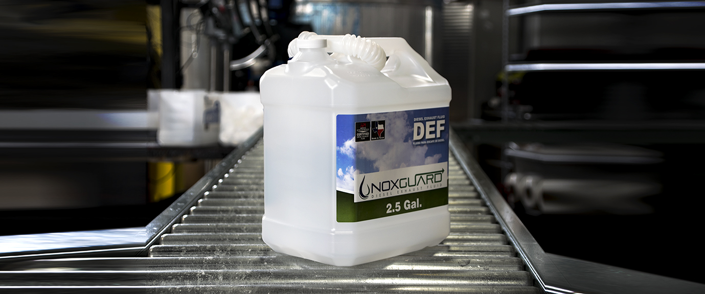 Noxguard DEF 2.5 gallon bottle