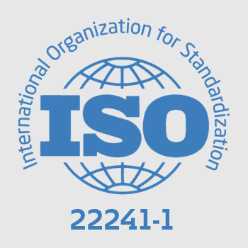 ISO 22241-1